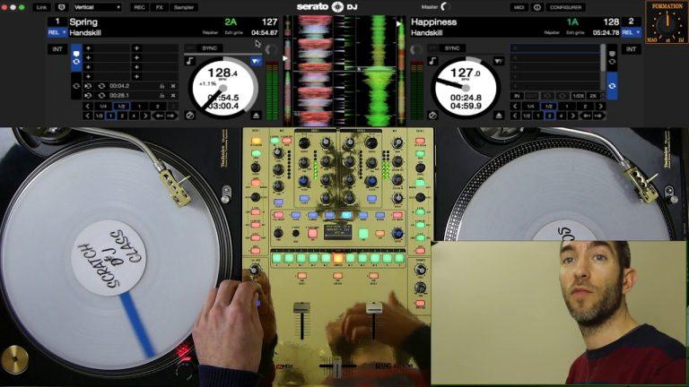 Slip mode Serato DJ