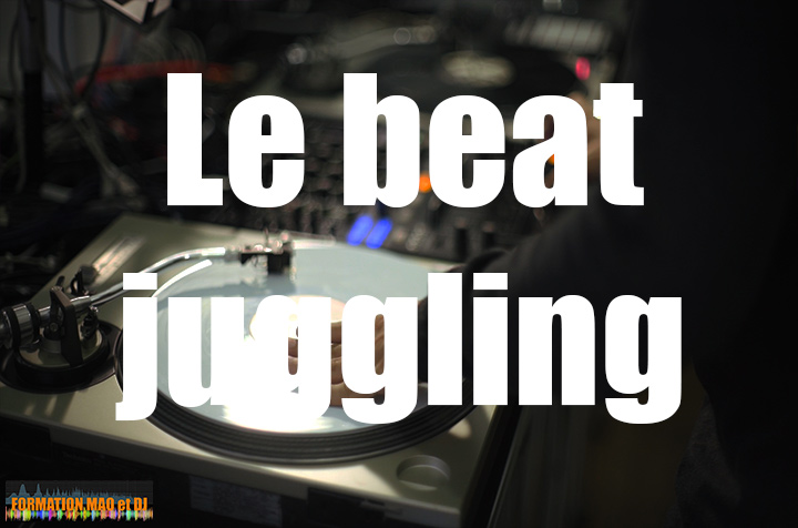 Beat juggling