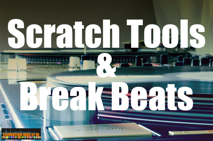 Scratch Tools et Break Beats gratuits