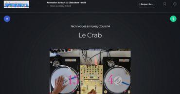 crab scratch