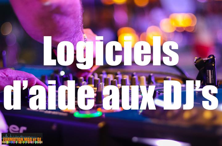 Les logiciels qui peuvent aider un DJ