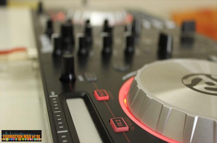 apprendre à mixer sur contrôleur