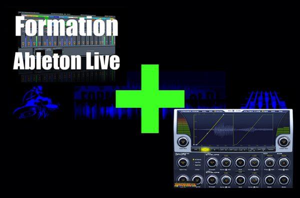 formation ableton live + la compression sidechain