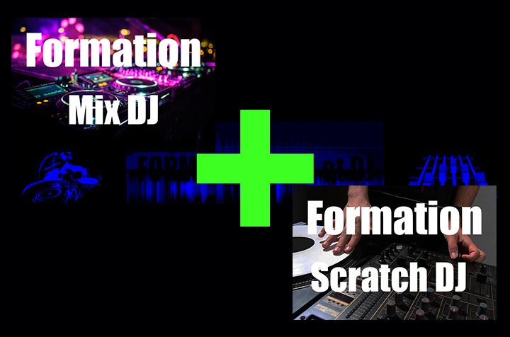 formation mix et scratch