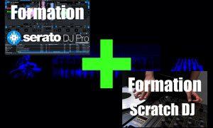formation serato dj pro + scratch dj