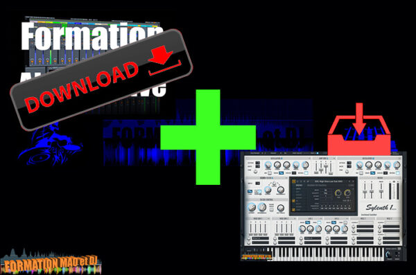 Formation Ableton Live + Sylenth