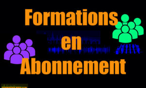 Formations en abonnement