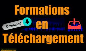 Formations en téléchargement