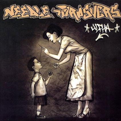 Invisibl Skratch Piklz Needle Thrashers Alpha