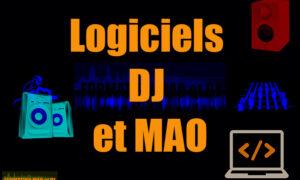 Logiciels DJ et MAO
